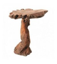 Table mange debout pied central - FARMER