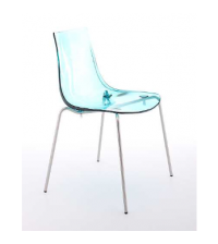 Chaise AOSTE Turquoise