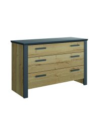 Commode 3 tiroirs - INDUSTRIA